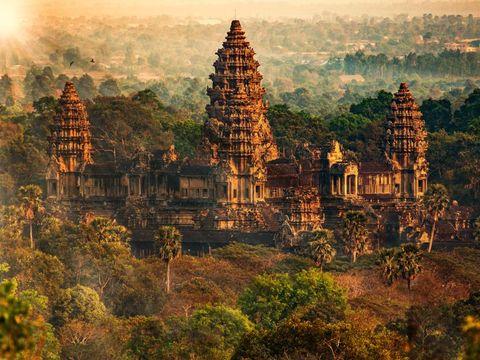 Flybilletter til Siem Reap