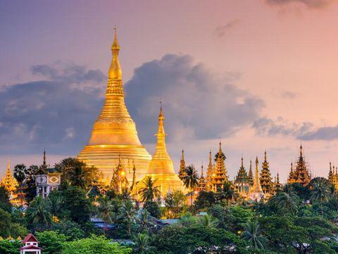 Flybilletter til Myanmar