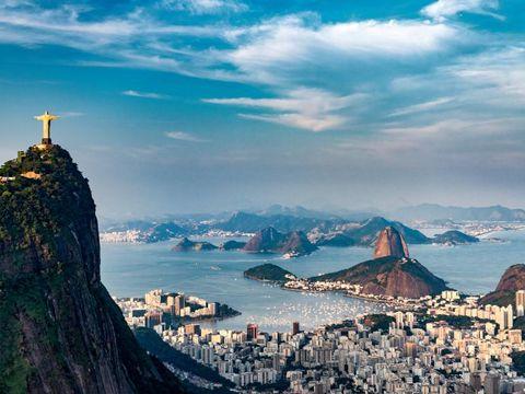 Flybilletter til Rio de Janeiro