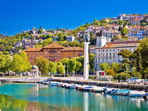 Flybilletter til Rijeka