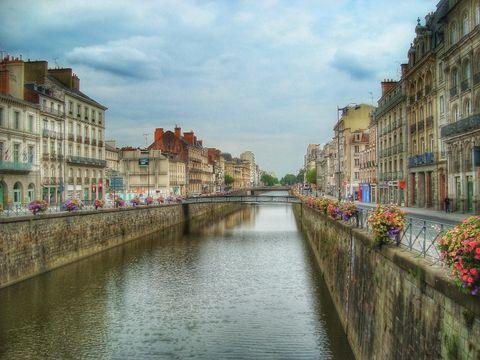 Flybilletter til Rennes