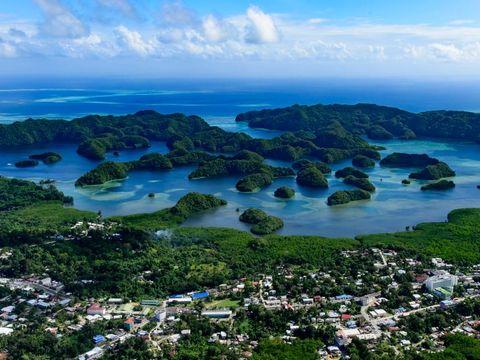 Flybilletter til Palau