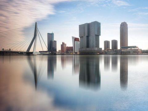 Fly til Rotterdam