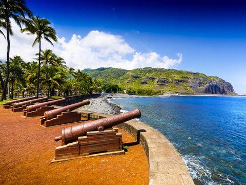 Flybilletter til Réunion