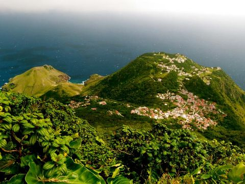 Flybilletter til Saba