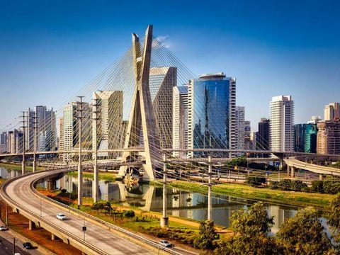 Flybilletter til Sao Paulo