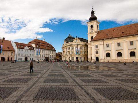 Flybilletter til Sibiu