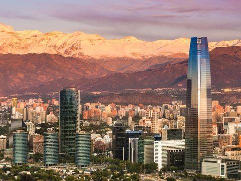 Flybilletter til Chile