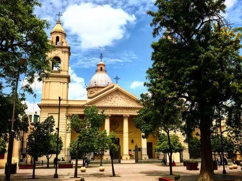 Flybilletter til Santiago del Estero