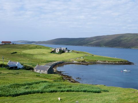 Flybilletter til Shetland Islands