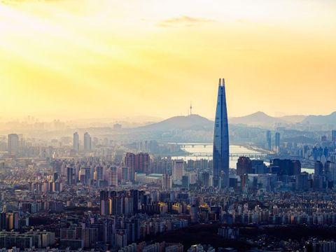 Flybilletter til Seoul