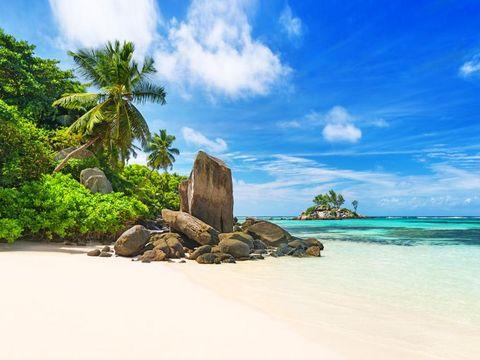 Flybilletter til Seychellene