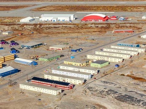 Flybilletter til Kangerlussuaq