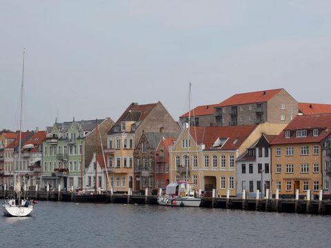 Flybilletter til Sønderborg