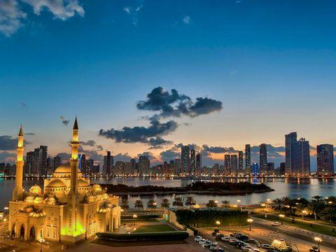 Flybilletter til Sharjah