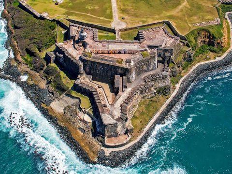 Flybilletter til Puerto Rico