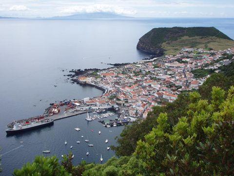 Flybilletter til Azorene
