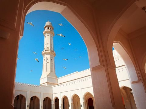 Flybilletter til Salalah