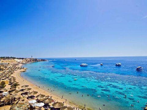 Fly til Sharm el-Sheikh