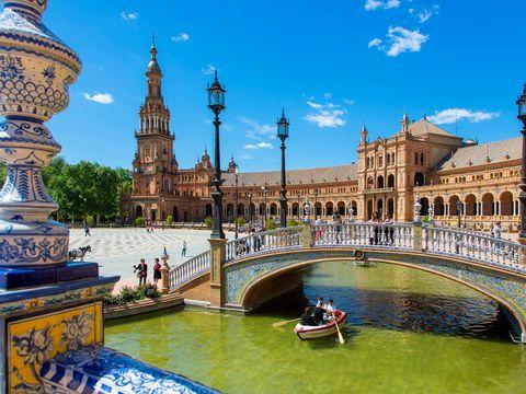 Flybilletter til Sevilla