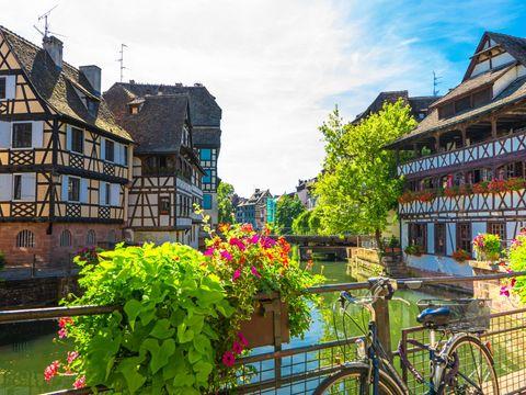 Flybilletter til Strasbourg
