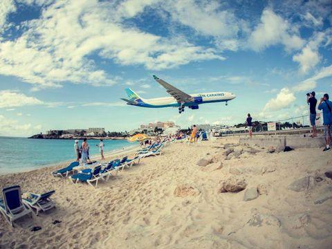 Flygresor till St Maarten