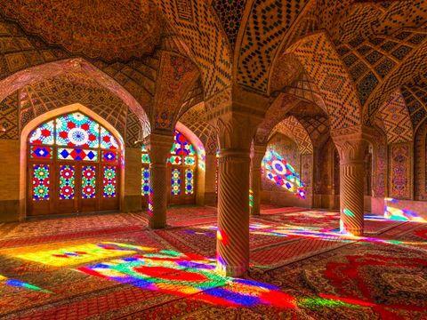 Flybilletter til Shiraz