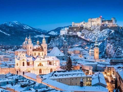 Flygresor till Salzburg