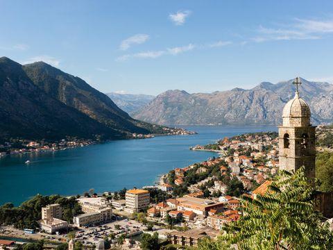 Flybilletter til Montenegro