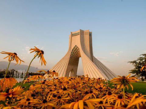 Flybilletter til Iran