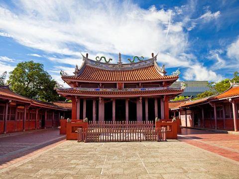 Flybilletter til Tainan