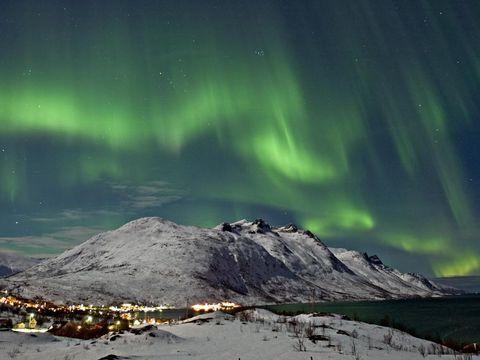 Flybilletter til Tromsø