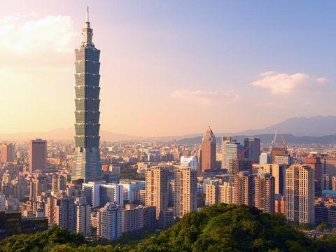 Flybilletter til Taipei