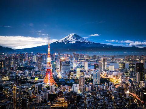 Flybilletter til Tokyo