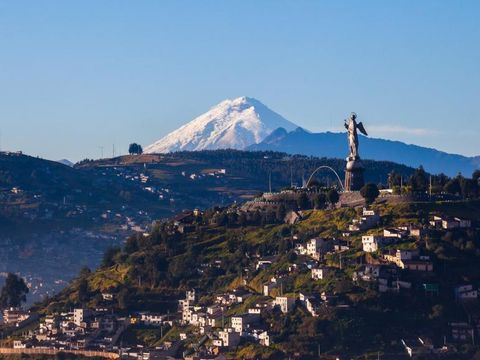 Flybilletter til Ecuador