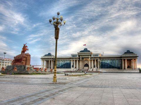 Flybilletter til Ulaanbaatar