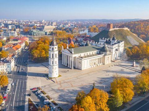 Pakkereiser til Vilnius