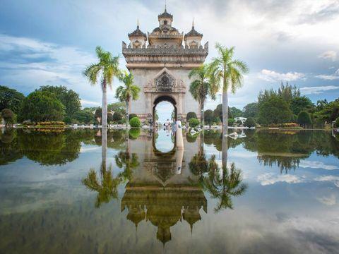 Flybilletter til Vientiane