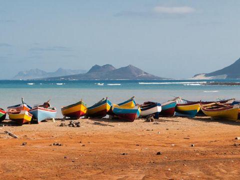 Flybilletter til Sao Vicente Island