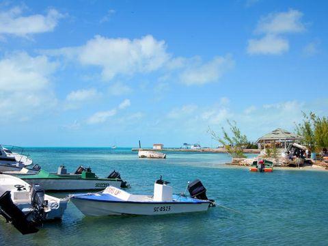 Flybilletter til South Caicos