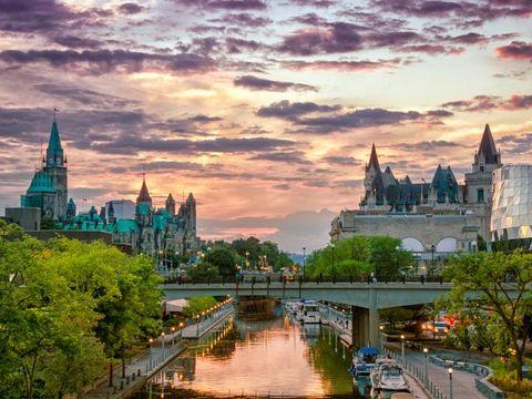 Flybilletter til Ottawa