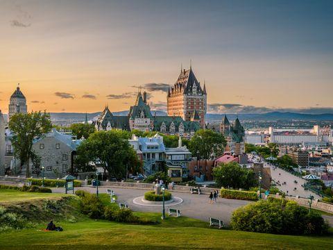 Flybilletter til Quebec