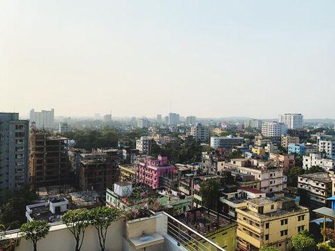 Flybilletter til Sylhet