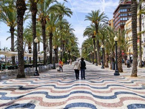 Feriehus i Alicante