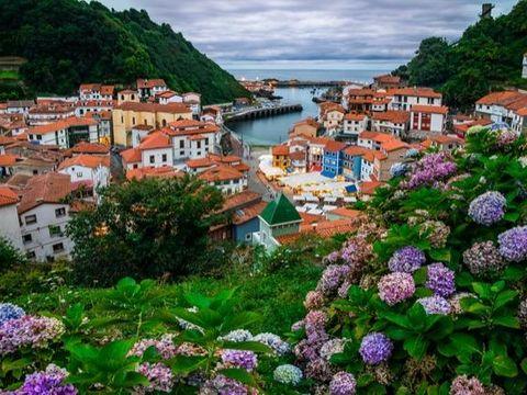 Feriehus i Asturias