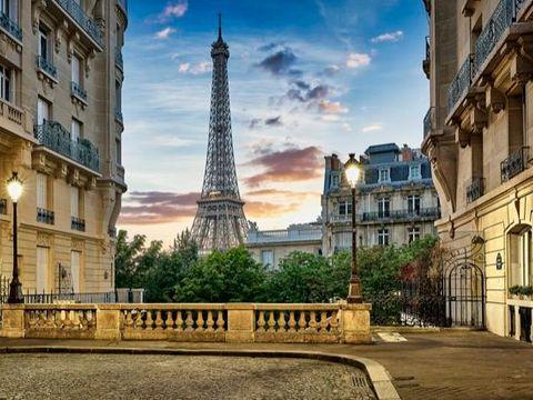 Feriehus i  Frankrike