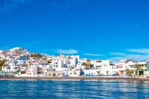 Feriehus i Fuerteventura