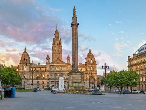 Feriehus i Glasgow