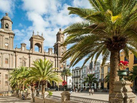 Feriehus i Gran Canaria