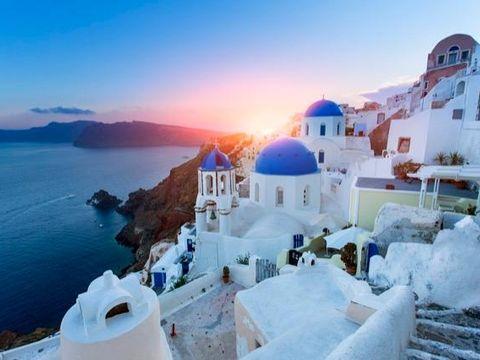 Feriehus i  Hellas